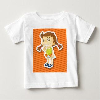 Brushing teeth baby T-Shirt