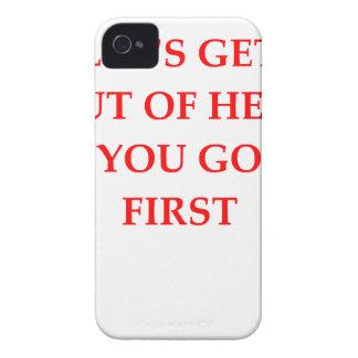 brushoff iPhone 4 Case-Mate cases