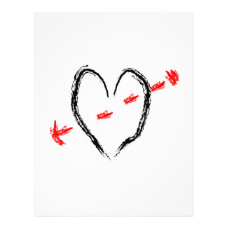 Brushy heart black with arrow outline copy.png personalized flyer