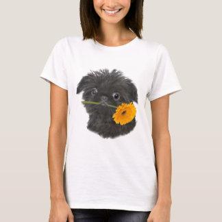 Brussel Griffon A Daisy T-Shirt