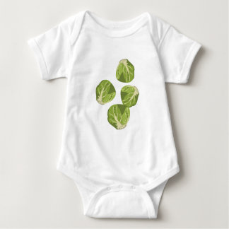 Brussel Sprouts Baby Bodysuit