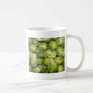 Brussel Sprouts Coffee Mug