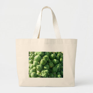 Brussel Sprouts Large Tote Bag
