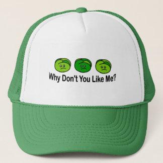 Brussel Sprouts Trucker Hat