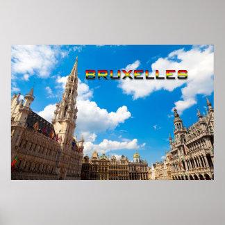 Brussels 01E Print