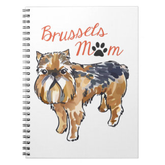 BRUSSELS  MOM SPIRAL NOTE BOOK