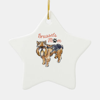 BRUSSELS MOM CHRISTMAS ORNAMENTS