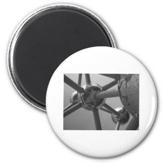 Brussels 2 Inch Round Magnet