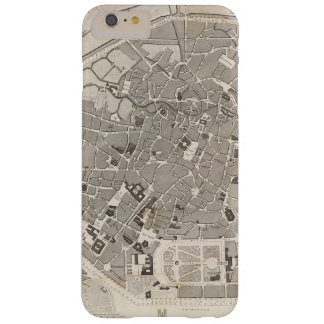 Brussels and Belgium Barely There iPhone 6 Plus Case