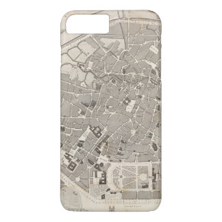 Brussels and Belgium iPhone 8 Plus/7 Plus Case