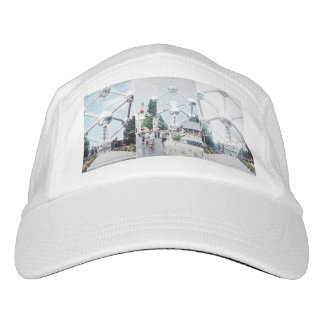 Brussels Atomium Photo Collage Headsweats Hat