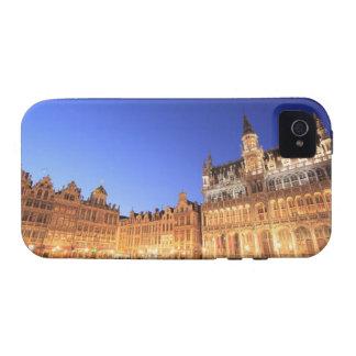 Brussels, Belgium 2 Vibe iPhone 4 Cover