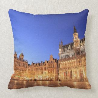 Brussels, Belgium 2 Throw Pillow