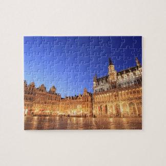 Brussels, Belgium 2 Jigsaw Puzzles