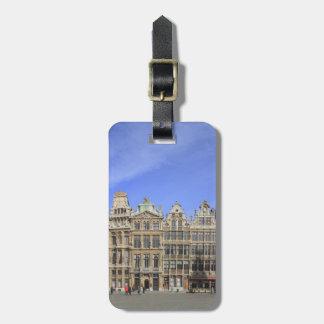 Brussels, Belgium Bag Tag