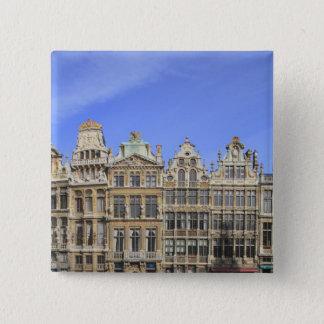 Brussels, Belgium Pinback Button