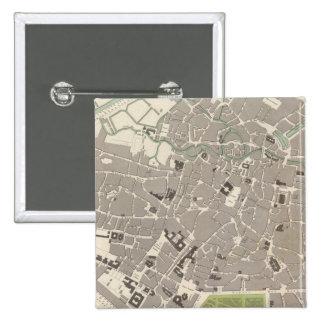 Brussels Bruxelles Button