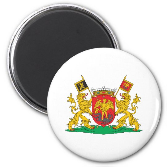 Brussels Coat Of Arms Magnet