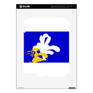brussels-Flags iPad 3 Skins