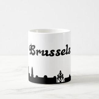 Brussels Germany Landmark Gift Mug