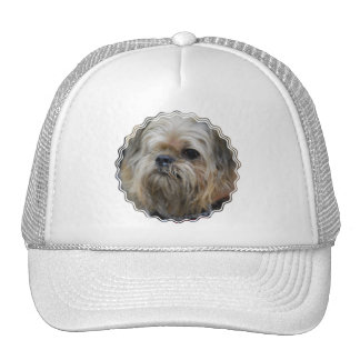 Brussels Griffon Baseball Hat