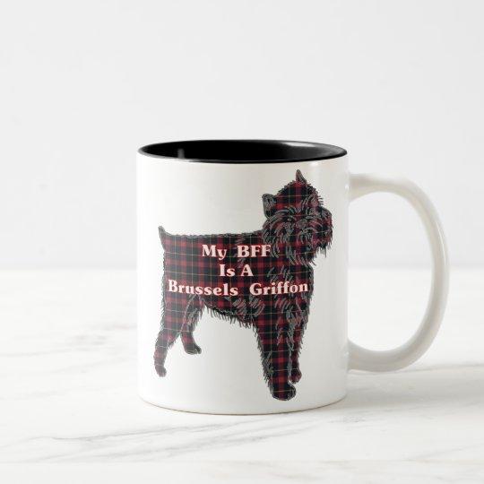 Brussels Griffon BFF Mug