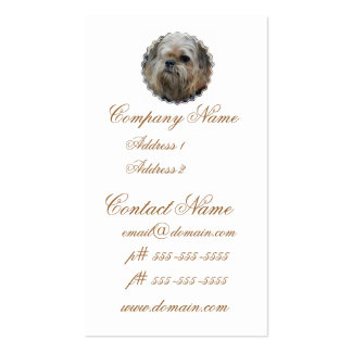 Brussels Griffon Business Cards