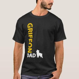 Brussels Griffon Dad T-Shirt