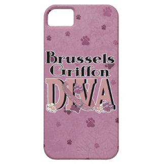 Brussels Griffon DIVA iPhone SE/5/5s Case