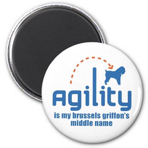 Brussels Griffon Fridge Magnet