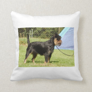 brussels griffon full.png throw pillow