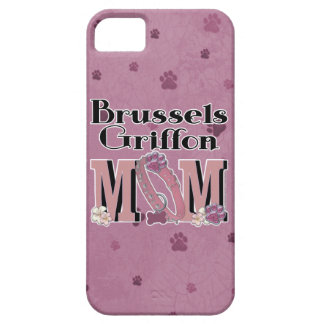 Brussels Griffon MOM iPhone SE/5/5s Case