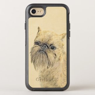 Brussels Griffon OtterBox Symmetry iPhone 8/7 Case