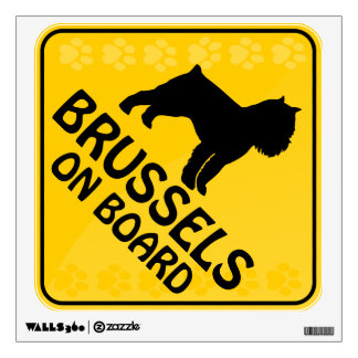 Brussels Griffon Xing Room Graphics