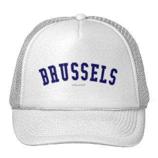 Brussels Trucker Hat