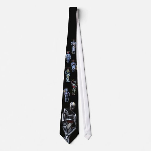 Brussels Modern Tie