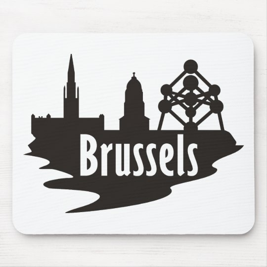 Brussels Mouse Pad