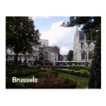Brussels Post Card