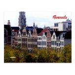 Brussels Postcard