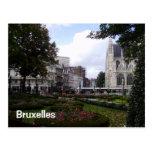 Brussels Postcards