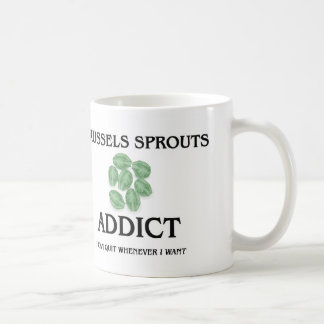 Brussels Sprouts Addict Coffee Mug