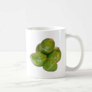 Brussels Sprouts Coffee Mug