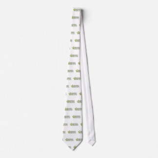 Brussels Sprouts Neck Tie