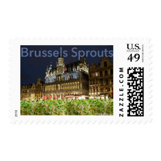 brussels sprouts postage
