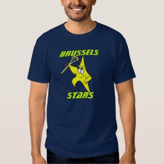 Brussels Stars Lacrosse T-shirt