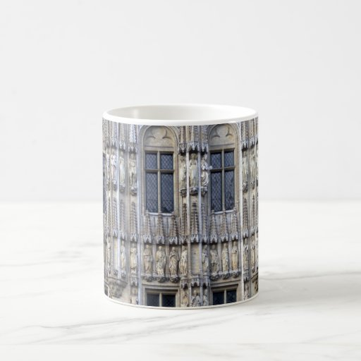 Brussels Town Hall Mug