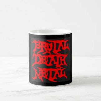 Brutal Death Metal Coffee Mug