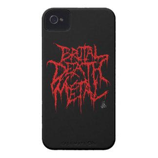 Brutal Death Metal iPhone 4 Case