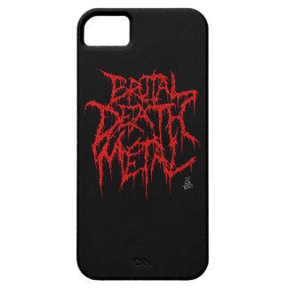 Brutal Death Metal iPhone SE/5/5s Case