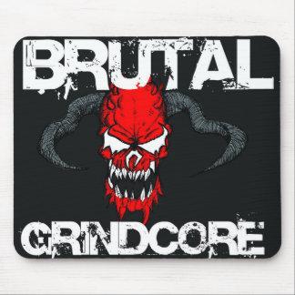 Brutal Grindcore Mouse Pad